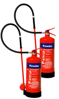 Specialist Extinguishers
